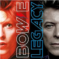 Bowie David: Legacy - The Very Best Of David Bowie (2x LP) - LP - LP vinyl