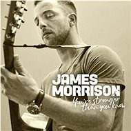 Morrison James: You're Stronger Than You Know - CD - Hudební CD