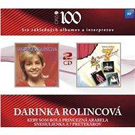Rolins Dara: Keby som bola princezná Arabela/Snehulienka a 7 pretekárov (2x CD) - CD - Hudební CD