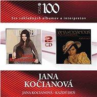 Kociánová Jana: Jana Kocianová -- Každý deň/Opus 100 (2x \CD) - CD - Hudební CD