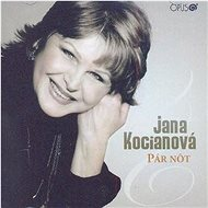 Kociánová Jana: Pár Not (Nové Album + Best Of) (2x CD) - CD - Hudební CD