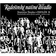 Radošínské Naivné Divadlo: Pavilon B (2x CD) - CD - Hudební CD
