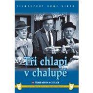 Tři chlapi v chalupě - DVD - Film na DVD