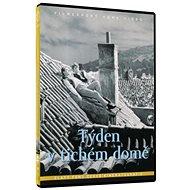 Týden v tichém domě - DVD - Film na DVD