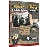 Film na DVD Hanzelka a Zikmund v Sovětském svazu (2DVD) - DVD