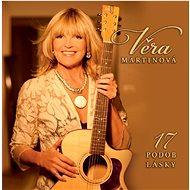 Martinová Věra: 17 Podob Lásky Best Of - CD - Music CD