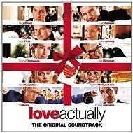Soundtrack: Love Actually/Láska nebeská - CD - Hudební CD