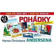 Fairy tales by Hans Christian Andersen (10x CD) - CD - Music CD