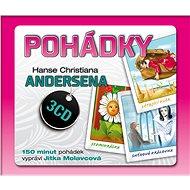 Hudební CD Pohádky Hanse Christiana Andersena II (3x CD) - CD