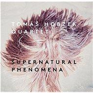 Tomáš Hobzek Quartet: Supernatural Phenomena - CD - Hudební CD
