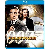 James Bond: Goldfinger - Blu-ray - Film na Blu-ray