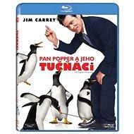 Pan Popper a jeho tučňáci - Blu-ray - Film na Blu-ray