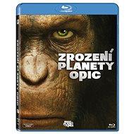 Zrození planety opic - Blu-ray - Film na Blu-ray