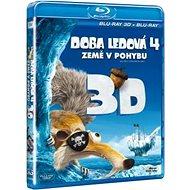 Doba ledová 4: Země v pohybu (2D+3D) - Blu-ray