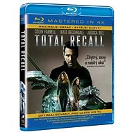Total Recall (2012) - 4K Ultra HD - Film na Blu-ray