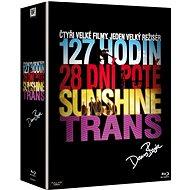 Danny Boyle kolekce (4BD) - Blu-ray - Film na Blu-ray