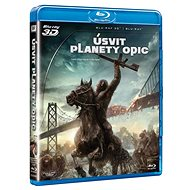 Úsvit planety opic - Blu-ray - Film na Blu-ray