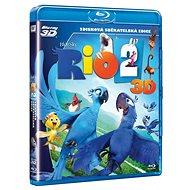 Film na Blu-ray Rio 2 (2D + 3D verze) - Blu-ray - Film na Blu-ray
