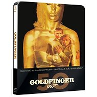 James Bond: Goldfinger - Blu-ray - Film na Blu-ray
