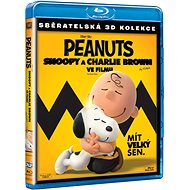 Snoopy and Charlie Brown: The Peanuts Movie in 3D + 2D (2 discs) - Blu-ray - Blu-ray Movies