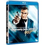 Diamanty jsou věčné - Blu-ray - Film na Blu-ray