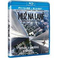 Muž na laně 3D + 2D - Blu-ray - Film na Blu-ray