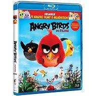 Angry Birds ve filmu 3D+2D (2 disky) - Blu-ray - Film na Blu-ray