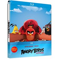 Angry Birds ve filmu (steelbook) - Blu-ray - Film na Blu-ray
