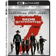 The Magnificent Seven (2 discs) - Blu-ray + 4K Ultra HD - Blu-ray Movies