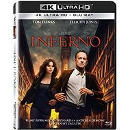 Inferno (2 discs) - Blu-ray + 4K Ultra HD - Blu-ray Movies