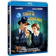 Stalo se jedné noci - Blu-ray - Film na Blu-ray