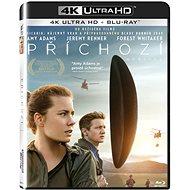 Příchozí (2 disky) - Blu-ray + 4K Ultra HD - Film na Blu-ray