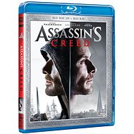 Assassin's Creed 3D + 2D (2 disky) - Blu-ray