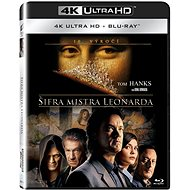 Šifra mistra Leonarda (2 disky) - Blu-ray + 4K Ultra HD - Film na Blu-ray