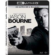 Jason Bourne (2 disky) - Blu-ray + 4K Ultra HD - Film na Blu-ray