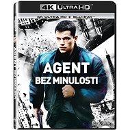 Agent bez minulosti (2 disky) - Blu-ray + 4K Ultra HD - Film na Blu-ray
