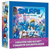 Šmoulové 1-3 LUNCH BOX (3BD + svačinový box) - Blu-ray - Film na Blu-ray