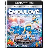 Smurfs: The Lost Village (2 discs) - Blu-ray + 4K Ultra HD - Blu-ray Movies