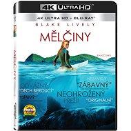 The Shallows (2 discs) - Blu-ray + 4K Ultra HD - Blu-ray Movies