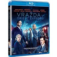 Vražda v Orient expresu - Blu-ray - Film na Blu-ray