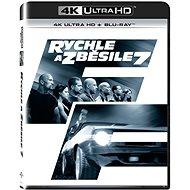 Rychle a zběsile 7 (2 disky) - Blu-ray