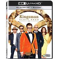 Kingsman: The Golden Circle (2 discs) - Blu-ray + 4K Ultra HD - Blu-ray Movies