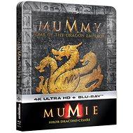 Mumie: Hrob dračího císaře (2 disky) - Film na Blu-ray