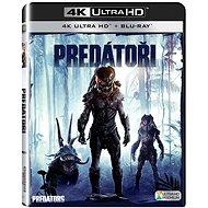 Predátoři (2 disky) - Blu-ray + 4K Ultra HD