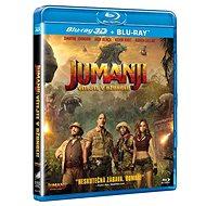 Jumanji: Vítejte v džungli! (3D+2D) (2x Blu-ray) - Blu-ray - Film na Blu-ray