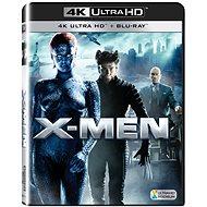 X-Men (2 disky) - Blu-ray + 4K Ultra HD - Film na Blu-ray