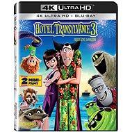 Hotel Transylvánie 3: Příšerózní dovolená (2 disky) - Blu-ray + 4K Ultra HD - Film na Blu-ray