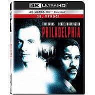 Philadelphia (2 discs) - Blu-ray + 4K Ultra HD - Blu-ray Movies