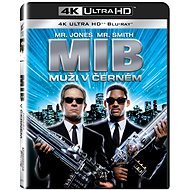 Muži v černém (2 disky) - Blu-ray + 4K Ultra HD - Film na Blu-ray