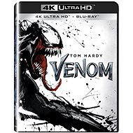 Venom (2 disky) - Blu-ray + 4K Ultra HD) - Film na Blu-ray